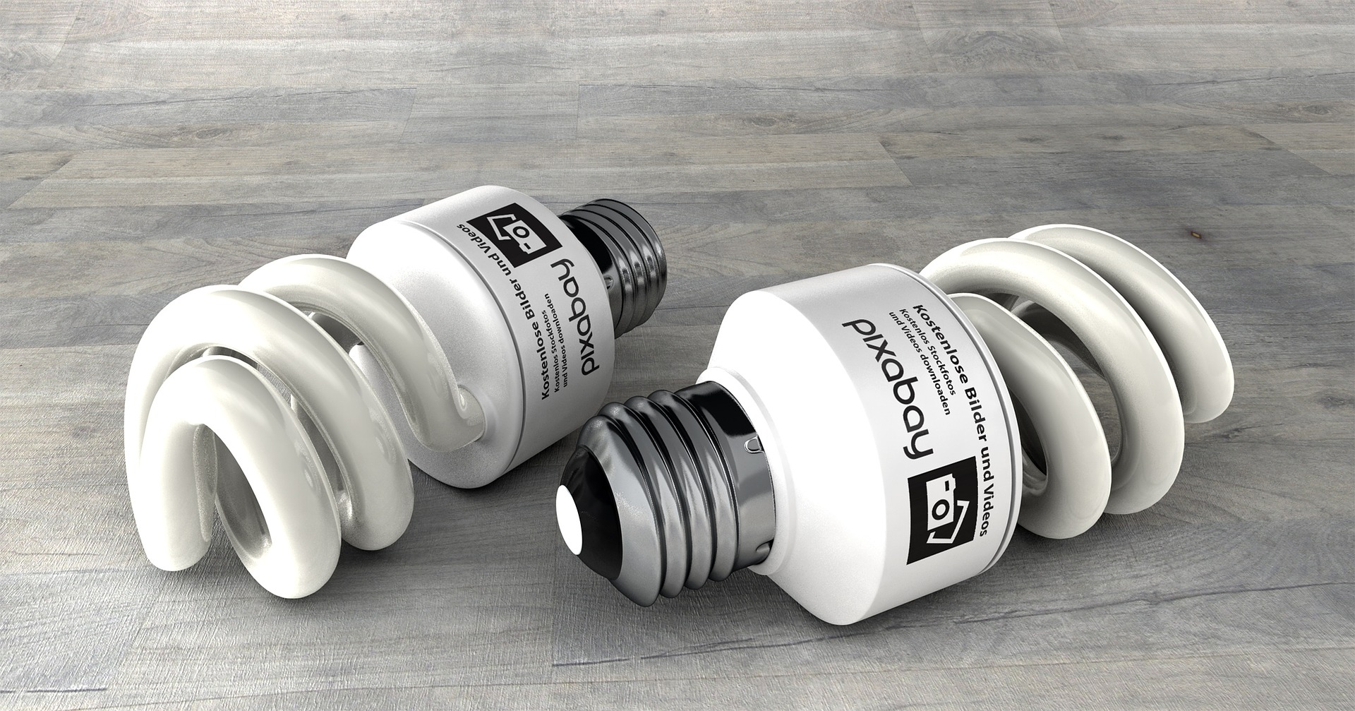 LED Sparlampe